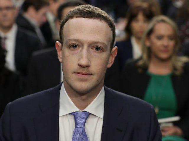 Mark Zuckerberg Makes It Clear: Apple Has More Guts Than Facebook