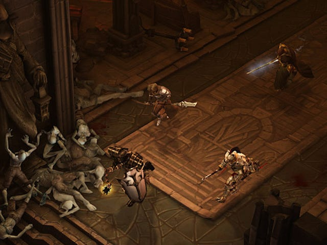 It Stinks That Nobody Talks In Diablo III's Public Multiplayer