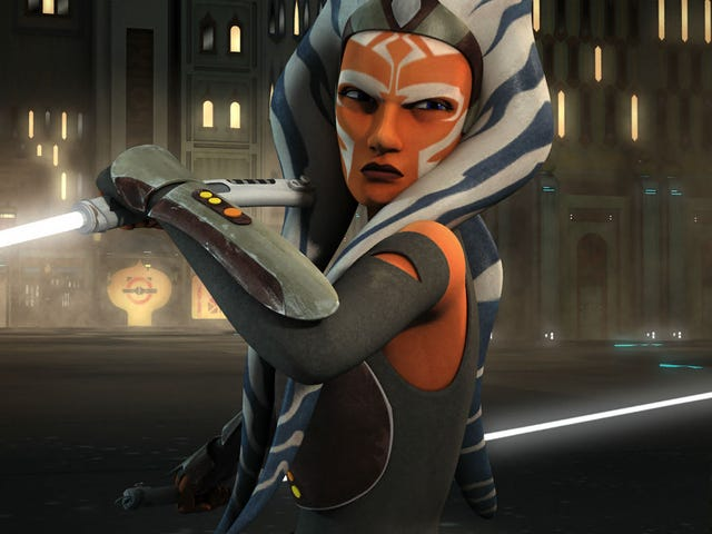 "<i>Star Wars Rebels</i> Just Gave Us A Glimpse At ""The Future Of The Force"""