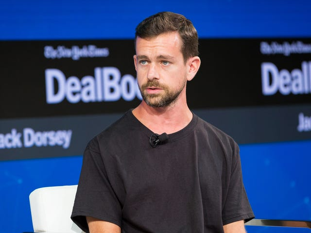 Twitter CEO to Call Bullshit on Claims of Anti-GOP Censorship Before Congress