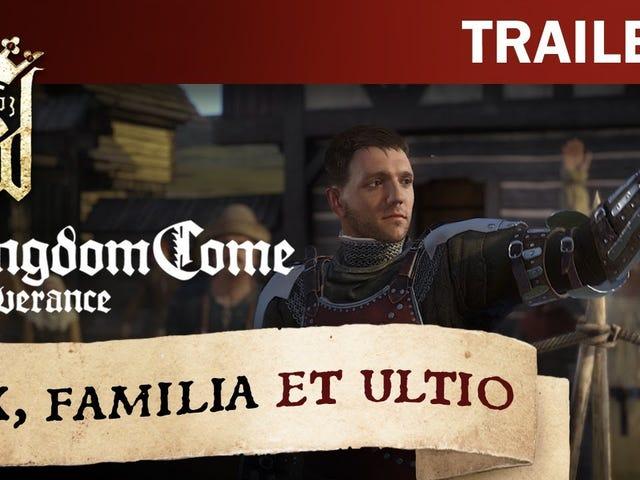 Kingdom Come: Deliverance har en ny trailer og en ny udgivelsesdato den 13. februar 2018