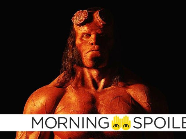 David Harbour Discusses the Complexities of Playing Hellboy