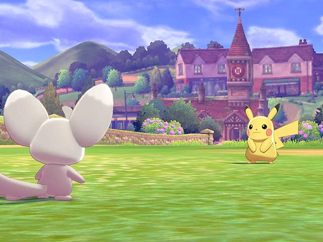 Pokémon Sword and Shield Just Got $10 Prime Preorder Credits
