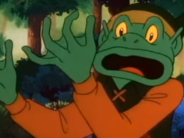 A Complete History of Legend of Zelda Frogs