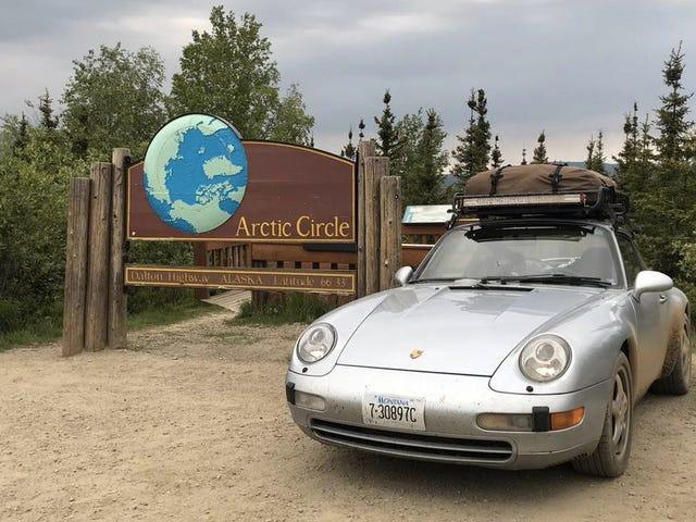 Denne 200 000-miles luftkjølte Porsche 911 har den beste og verste craigslistannonsen