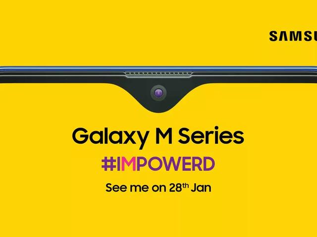 Después de todo, Samsung sí ha lanzado un smartphone con notch: el nuevo Galaxy M