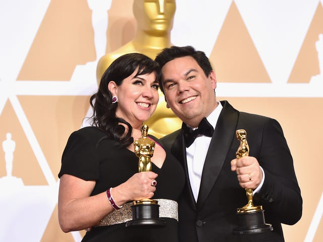 After Last Night's Oscar Win for Coco, Robert Lopez Is a Damn Double EGOT