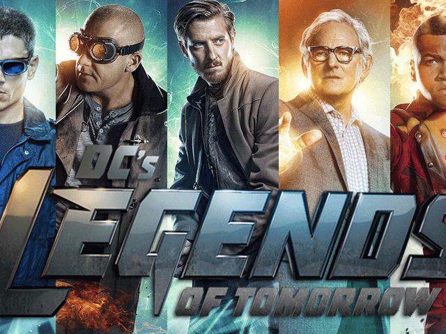 Legends of Tomorrow 1.15: Destiny