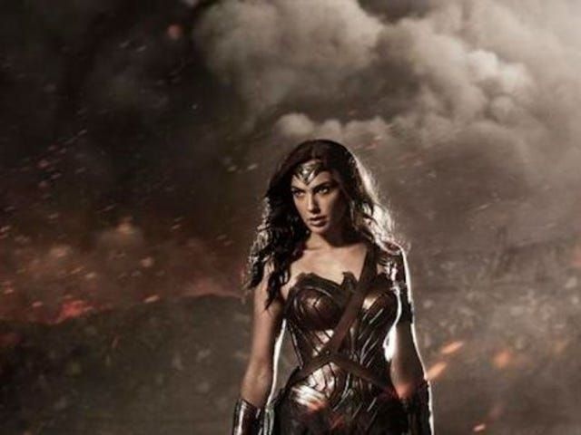 This Reaction to Wonder Woman's New Outfit is Pretty Much Everything