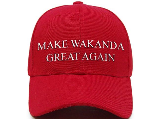 America: Wakanda for White People