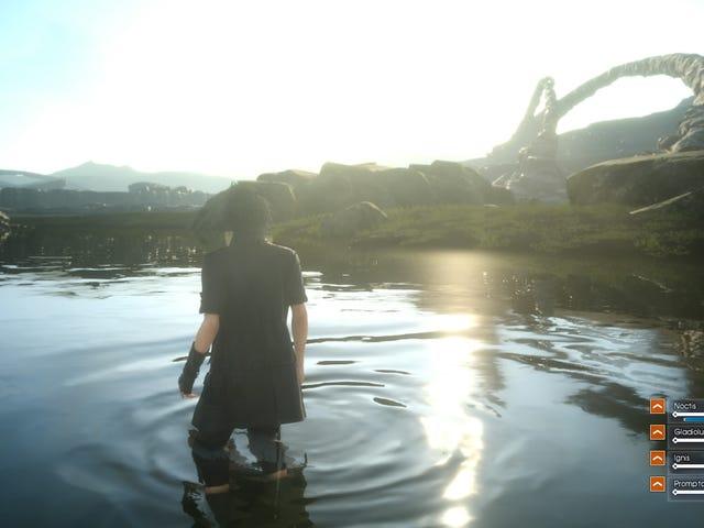 <i>Final Fantasy XV</i> PC&#39;ye Gelmiyor