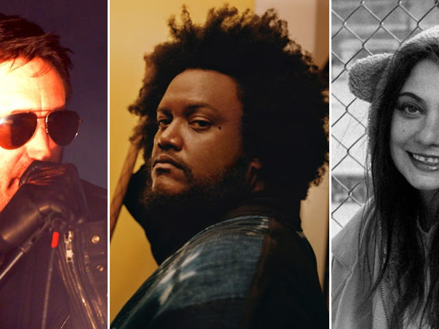 Nine Inch Nails, Kamasi Washington, and more albums to know about this week