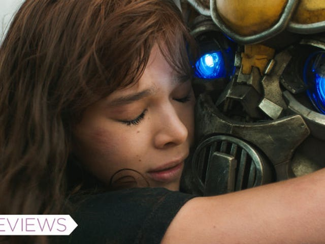 Bumblebee Will Restore Your Faith in the Transformers Franchise