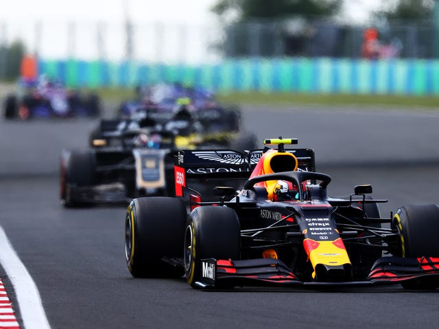 Red Bull Is Shaking Things Up In The Middle Of The F1 Season