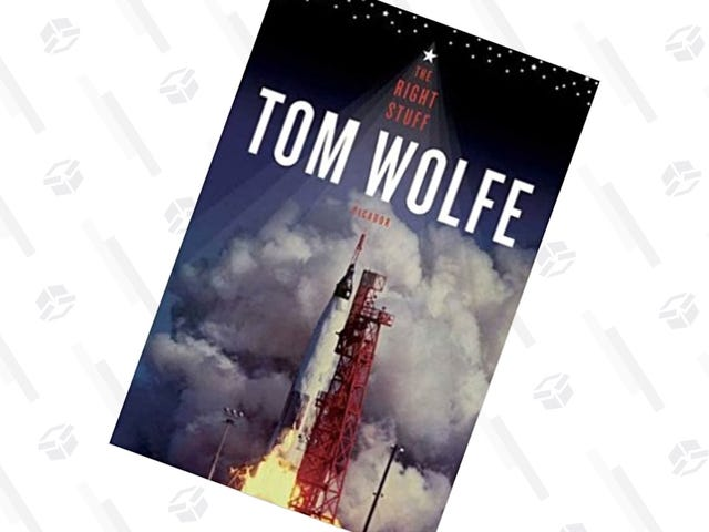 The Right Stuff Is a No-Brainer Kindle Download For $4