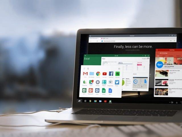 Remix OS, le système d'exploitation que vous souhaitez voir sur PC et sur Android