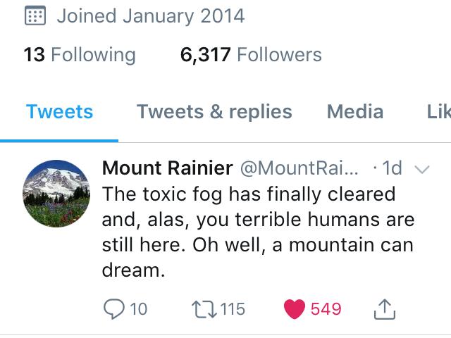 Ένα βουνό από μια θέση σκατά