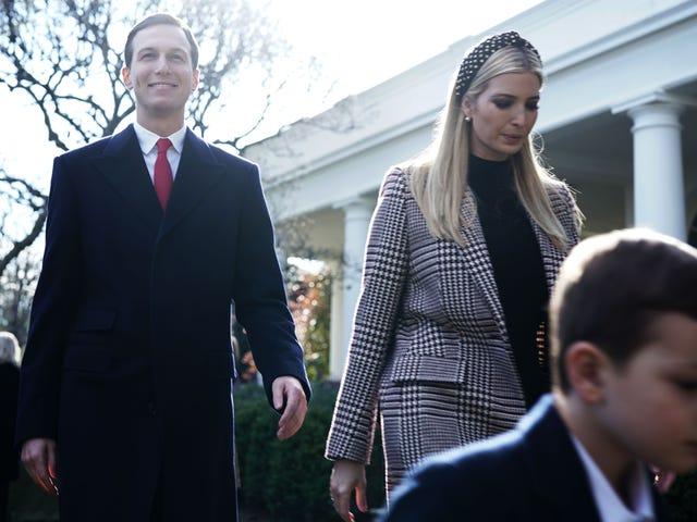 Trump Tried to 'Get Rid' of Ivanka and Jared Kushner: Report