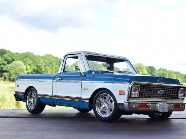 LaLD Car Week Day 5,70's:Acme Chevrolet C-10