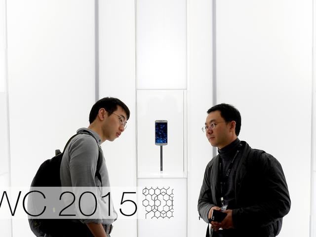 Lo mejor del Mobile World Congress 2015: día 1