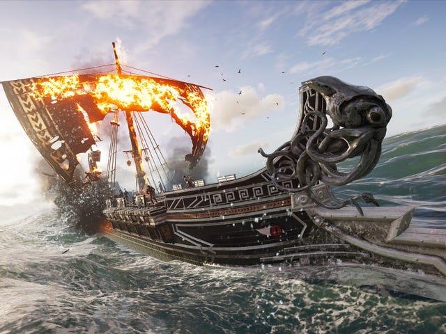 Finally, An Assassin's Creed Odyssey Ship Battle I Enjoyed