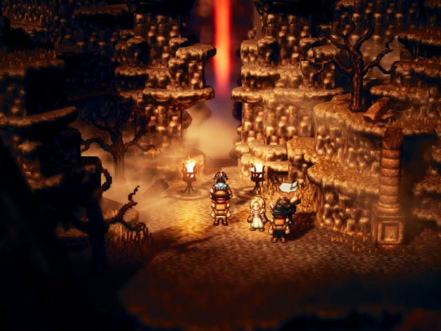 How To Unlock Octopath Traveler's Post-Game Dungeon
