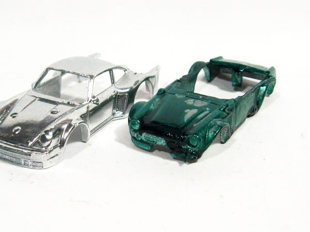 UPDATE: Chrome From A Can Part II, plus Green...