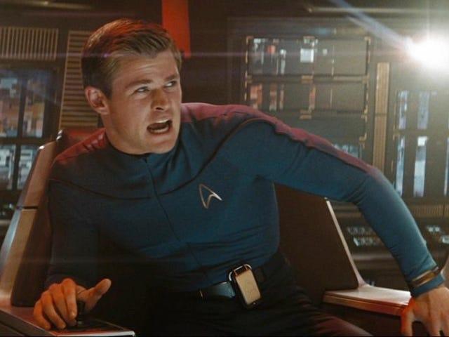 Neste <i>Star Trek</i> Movie vil se tilbake av Chris Hemsworth som Kirks Far, ifølge JJ Abrams