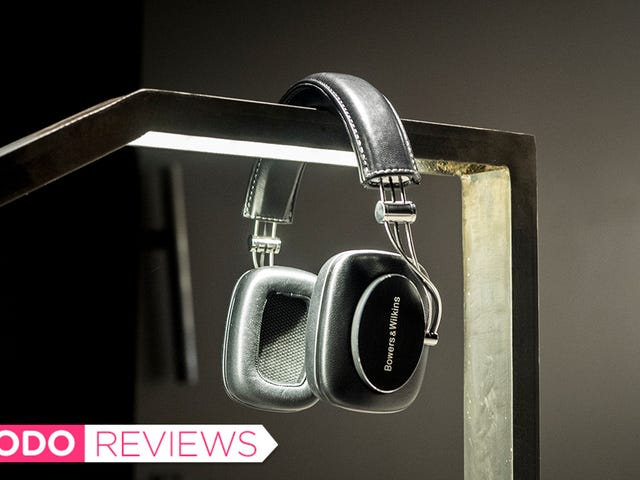 Bowers & Wilkins' P7 Wireless Are My New Favorite Headphones