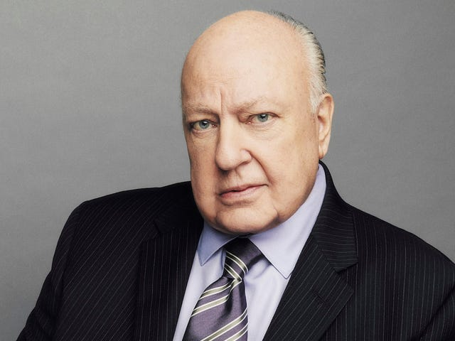 We Are Suing for Roger Ailes' FBI File