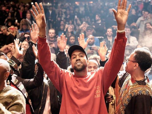 Kanye West siger han er $ 53 millioner i 'personlig gæld'