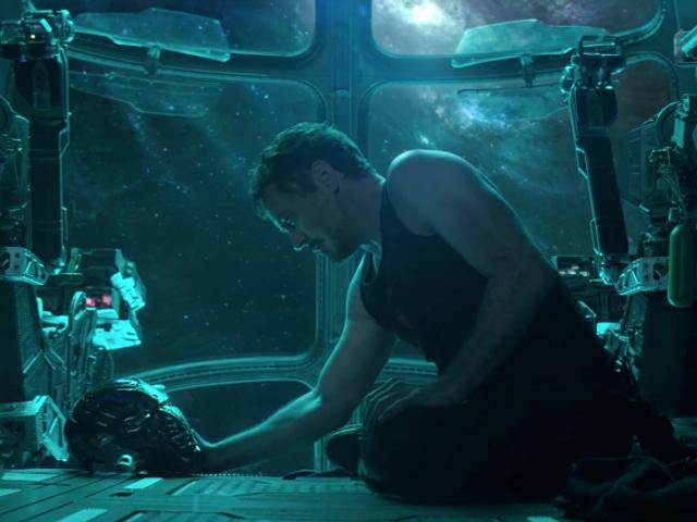 Эль Трэйлер де <i>Avengers 4</i> назад.  Подготовка пара <i>Avengers: End Game</i>