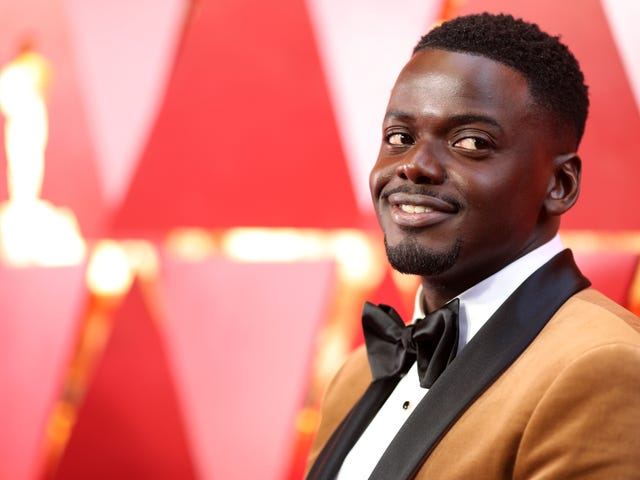 (He) Got That Glow: Daniel Kaluuya Shows Us That Fenty Makes the Fellas Flawless, Too!