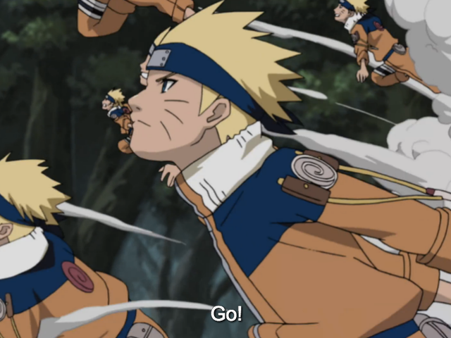 Thousands of People Say They're Going To Run Like Naruto This Weekend
