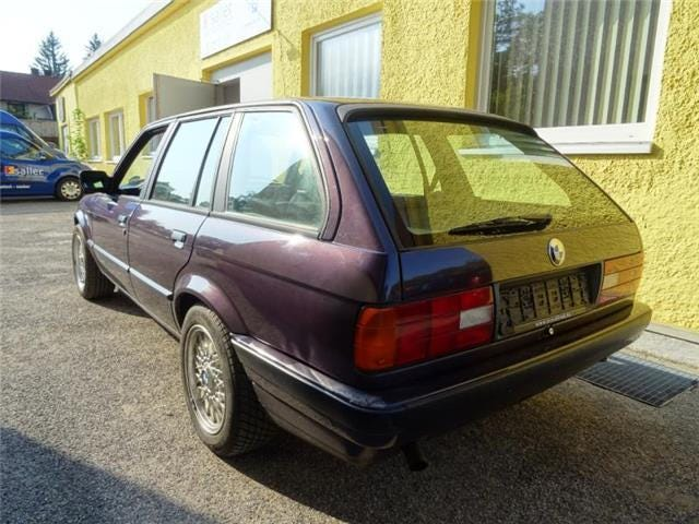 BMW E30 Touring for sale