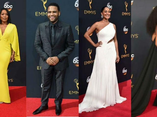 Photos: Black Stars Strut Down the Red Carpet at the Primetime Emmy Awards