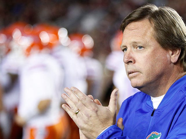 Report: Florida Believes It Can Fire Jim McElwain With Cause Over Death Threat Allegations