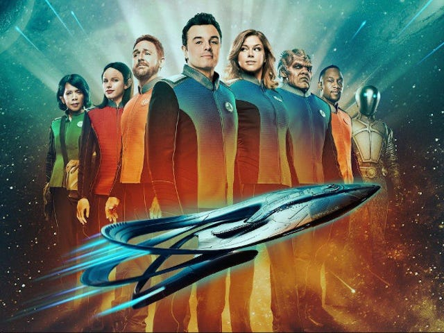 The Orville: State of the Planetary Union