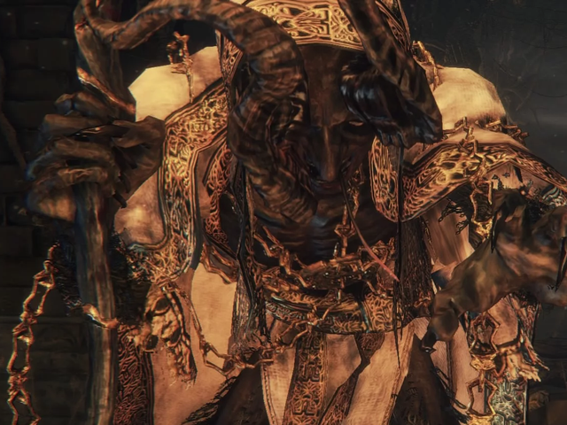 Bloodtern Modder Khôi phục Cắt Phiên bản Boss của Pháp sư Lửa