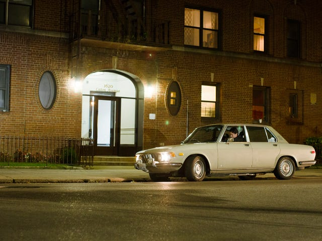 Our 1970 BMW 2500 Crosses The Finish Line in New York; 2,800 Miles With No Breakdowns; Hero Car Vanquishes All Naysayers