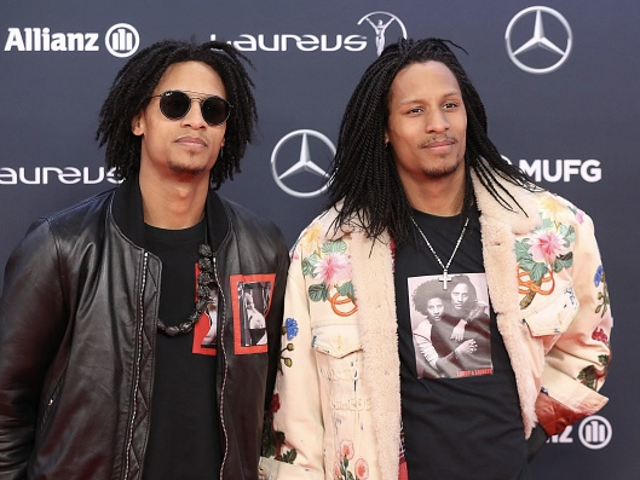 <i>Men In Black</i> Spinoff kommer snart med Les Twins og Tessa Thompson