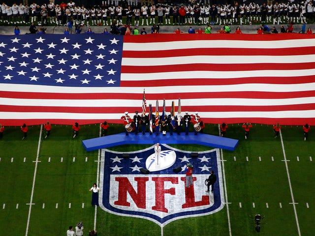NFL Should Drop National Anthem, Embrace Change