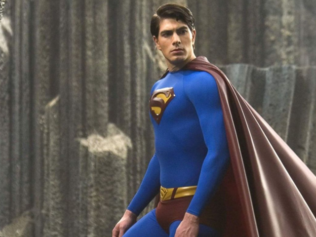 Brandon Routh Will Play Superman Again for This Year's Crisis on Infinite Earths Crossover