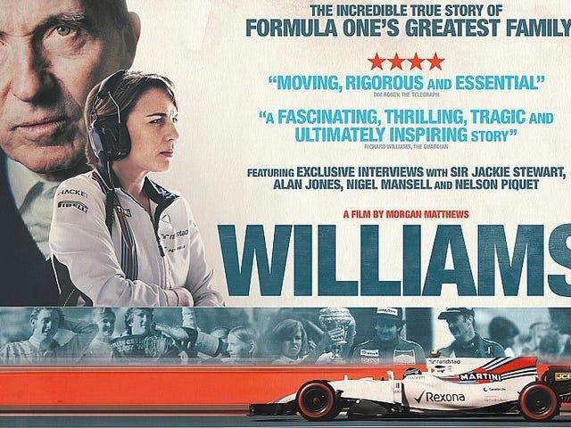 Williams är på Netflix
