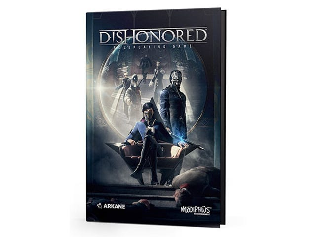 Dishonored Has Been Ported To The Tabletop