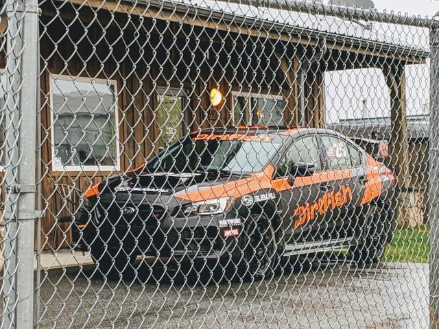 DOTS: Rally Cars