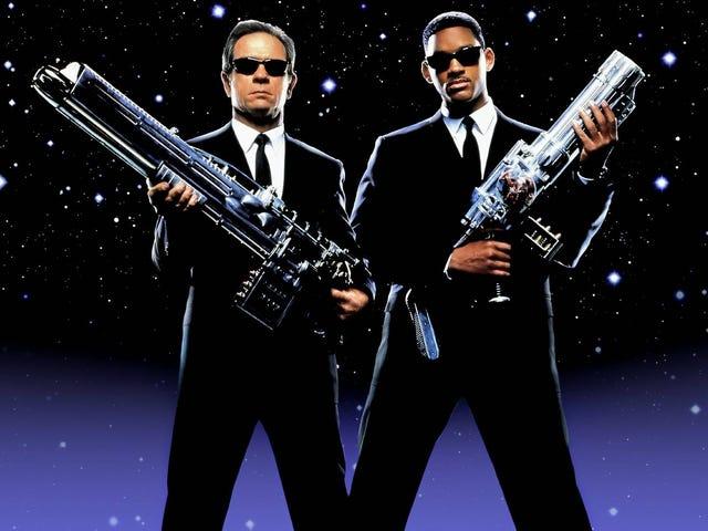 Die Original Men in Black markierten einen Übergang zum Hollywood Blockbuster