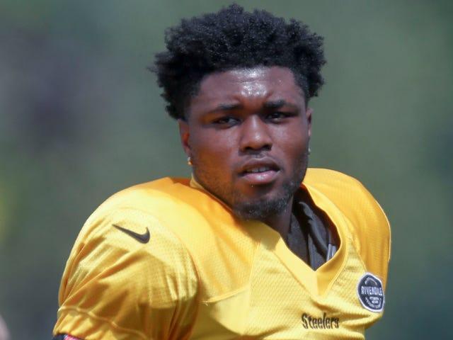Ulysses Gilbert des Pittsburgh Steelers paie une pause pour 60 familles de Floride