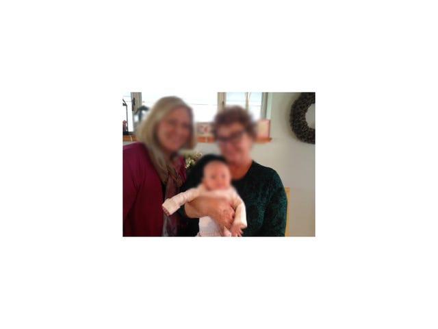 1 Crazy Way Моя мама может делиться фотографиями со мной, ее дочь