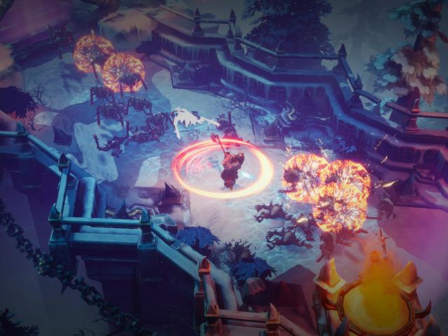 Pagan Online Mixes Diablo-Style Loot With Arcade Combat